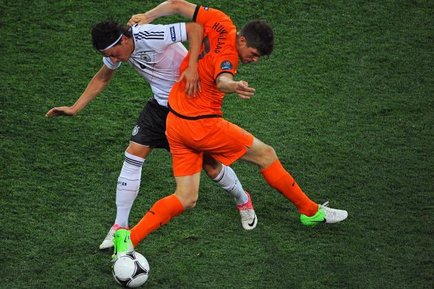 Netherlands vs. Germany: Why the Dutch Have Faltered in Euro 2012