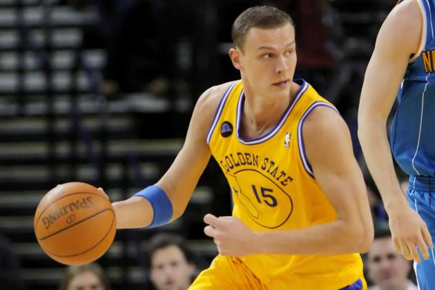 Can the Golden State Warriors Unload Andris Biedrins' Contract?