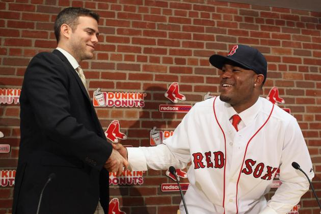 Theo Epstein Defends Red Sox Tenure, Blames John Lackey Signing on 'the Monster'