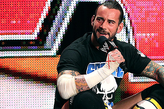 WWE News: WWE Champion CM Punk Comments on Potential Match with Steve Austin