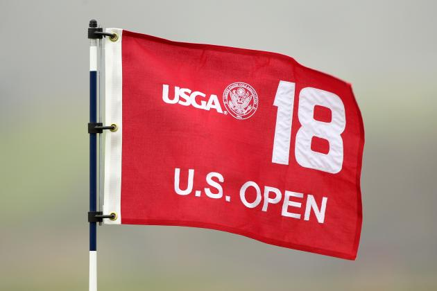 US Open Golf 2012: TV and Live Stream Schedule for Round 1