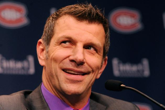 Montreal Canadiens' GM Marc Bergevin Is Already Proving Himself to Habs' Fans