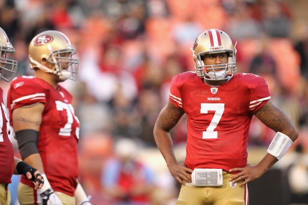 Colin Kaepernick vs. Josh Johnson: Which 49ers Quarterback Has More Upside?
