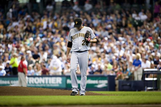 Why Kevin Correia Should Be Removed from the Pirates' Starting Rotation