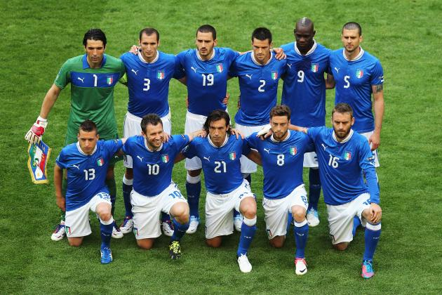 Italy vs. Croatia: Predicting the Score and Italy's Starting 11