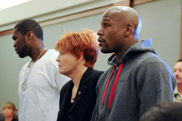 Floyd Mayweather Denied House Arrest, How This Influences Mayweather's Health