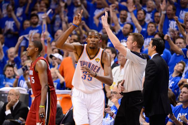 2012 NBA Finals: Why the Series Has Already Been Decided