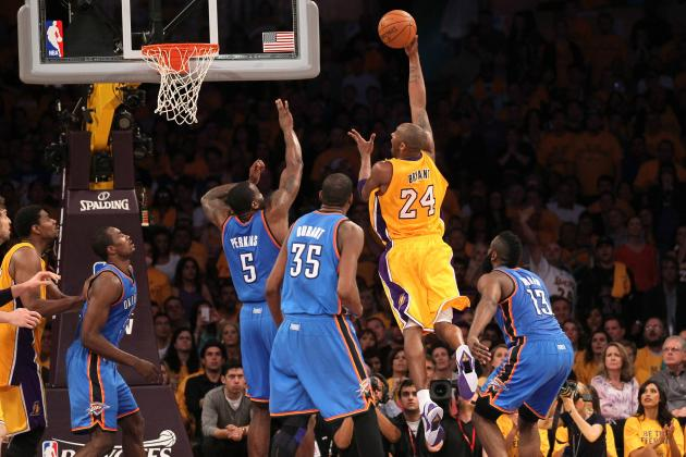 Los Angeles Lakers: Predicting Kobe Bryant's Stats for the 2012-13 Season