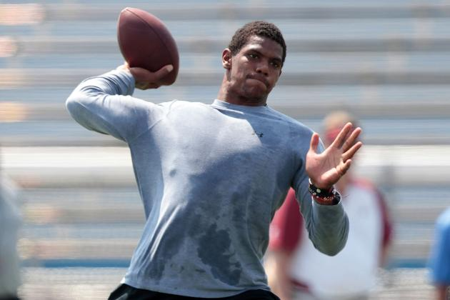 Oakland Raiders: Can Terrelle Pryor Be the Team's Starting Quarterback in 2012?