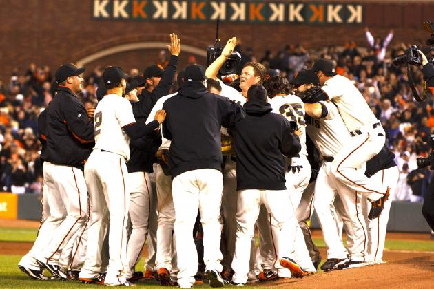 Matt Cain Pitches 22nd Perfect Game in MLB History
