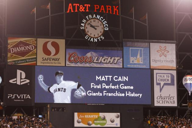 Matt Cain Fires Perfect Game, Finally Earns National Respect