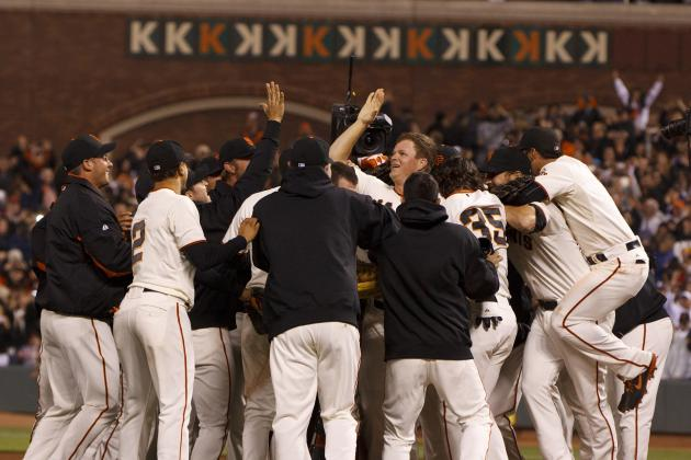 Matt Cain Throws the Greatest Game in San Franciso Giants History