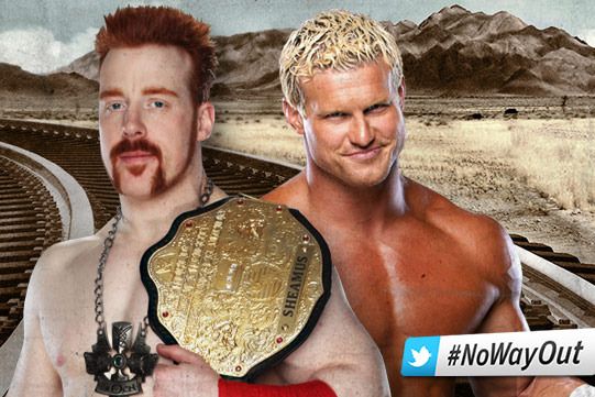 WWE No Way out 2012: What to Expect from Sheamus and Dolph Ziggler on Sunday