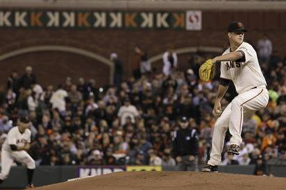 San Francisco Giants: Matt Cain and the Hottest Pitching Staff in the MLB