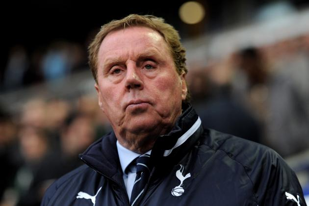 Harry Redknapp Leaves Tottenham; Martinez, Moyes Tipped as Possible Successors