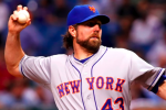 Mets to Appeal Dickey's 1-Hitter