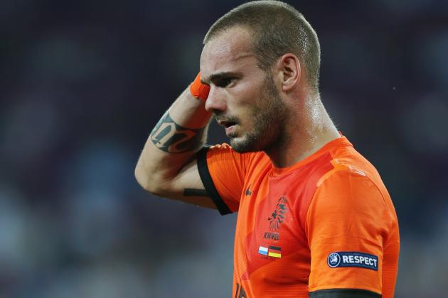Sneijder Apologises to Netherlands Fans After Germany Defeat: Goal.com