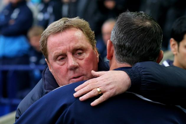 Harry Redknapp: Why His Sack from Tottenham Hotspur Is John Terry's Fault