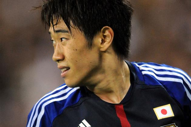 Manchester United: Shinji Kagawa Is United's Mesut Ozil