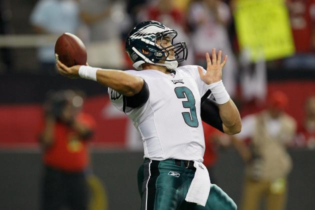 Philadelphia Eagles: Who Has More Upside, Mike Kafka or Nick Foles?
