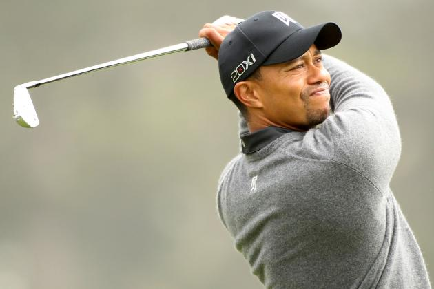 US Open Golf Live: When and Where to Watch Round 2 Online