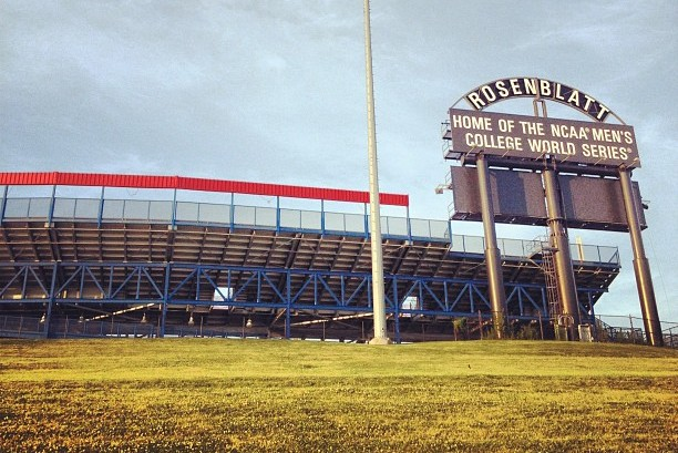 College World Series 2012: Rosenblatt Stadium's Last Stand