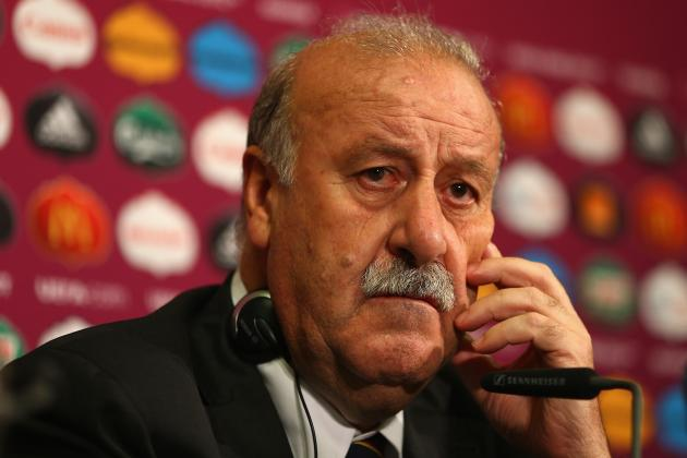 Euro 2012: Why Spanish Side Doesn't Have Enough Left in the Tank