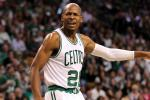 Where Ray Allen's Leaning in Free Agency