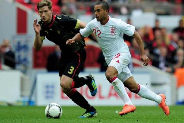 Sweden V England: Roy Hodgson Must Pick Theo Walcott for Crucial Euro 2012 Match