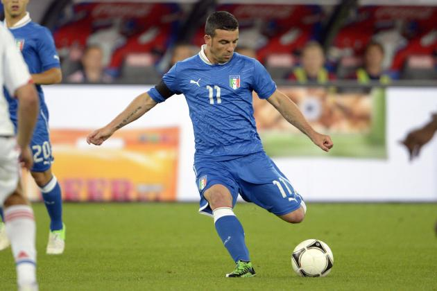 Italy vs Croatia Euro 2012: Azzurri Must Not Sleep on Dangerous Croatians