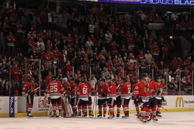 Blackhawks Announce 2012 Preseason Schedule