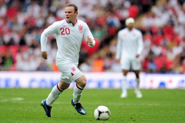 Wayne Rooney: Gifted Striker Not Enough to Propel England Deep into Euro 2012