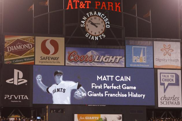 With Perfect Game Comes Cain's Recognition at Last