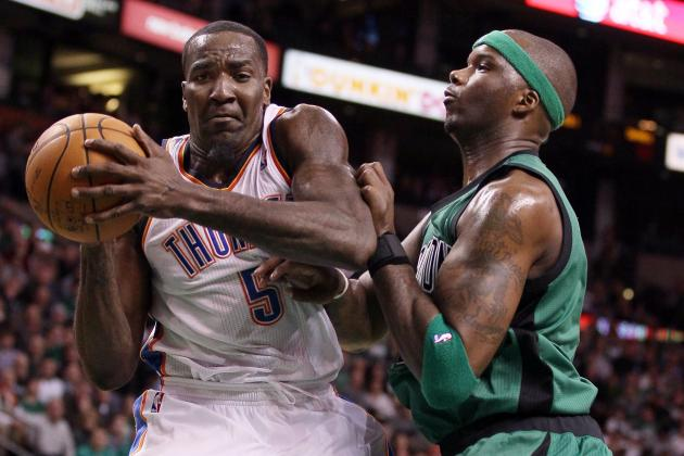 Could Kendrick Perkins Be Back with Boston Celtics Next Season?