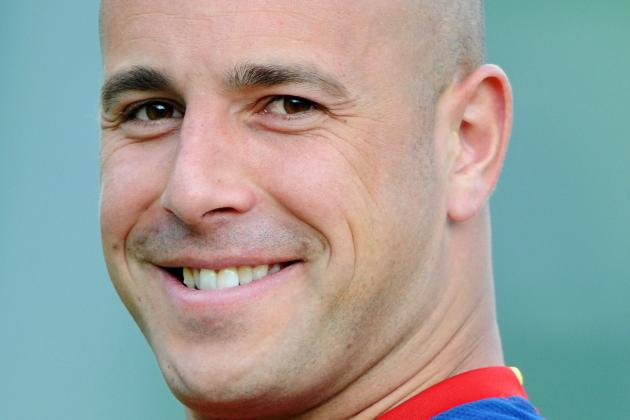 Spain's Pepe Reina Says Uefa Must Improve Quality of Pitches