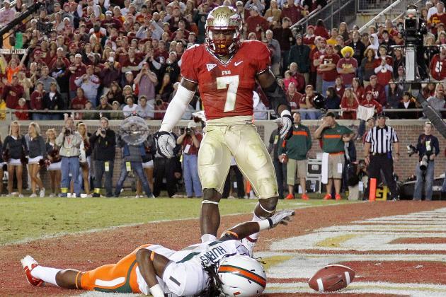 College Football 2012 Top 150 Players: No. 102 Christian Jones Florida State LB
