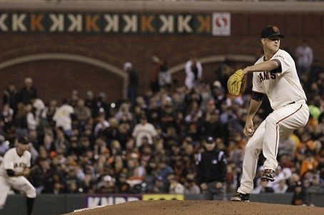 San Francisco Giants: Recognizing the Unsung Heroes in Matt Cain's Perfect Game
