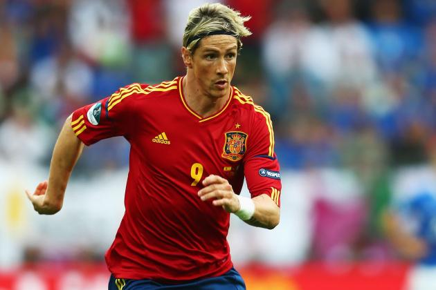 Torres Replaces Fabregas for Spain Clash with Ireland