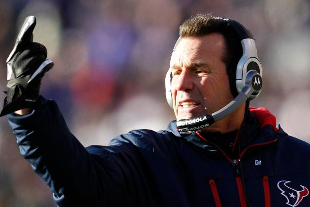 Gary Kubiak: Why Houston Texans Made Smart Choice Extending Their Head Coach
