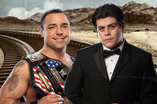WWE News: Tuxedo Match Added to Card at WWE No Way out This Sunday