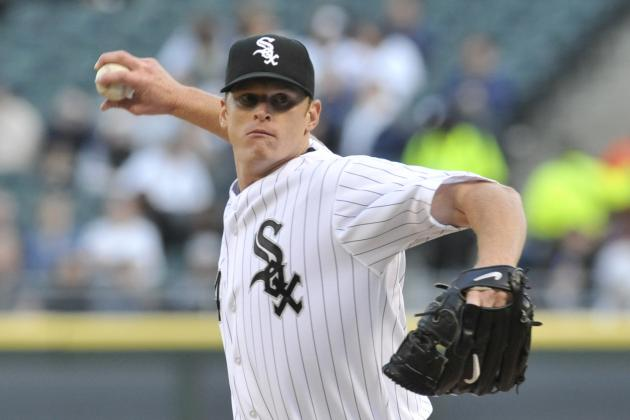 Chicago White Sox: Gavin Floyd for Kevin Youkilis Would Benefit Both Teams