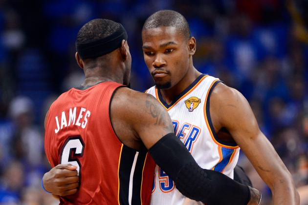 NBA Finals, Heat vs. Thunder: Breaking Down How Much Money the Players Make