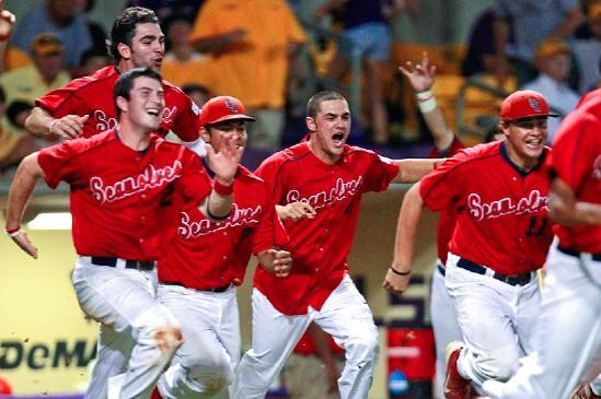 Stony Brook Baseball: Seawolves Magic Will Continue in College World Series