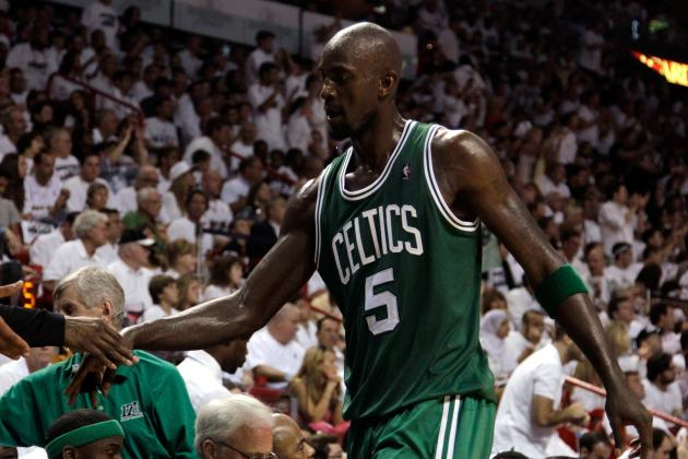 NBA Rumors: Kevin Garnett's Best-Case and Worst-Case Free Agency Scenarios
