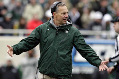 Mark Dantonio Talks Spartans' 2013 Football Recruiting Class