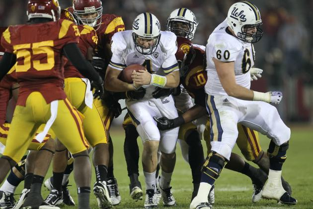 UCLA Football Early TV Schedule Released