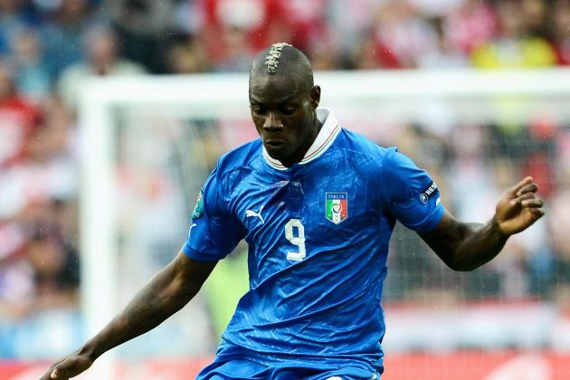Euro 2012 Group C: Italy's Mario Balotelli's Football Future Firmly in His Hands