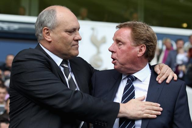 Harry Redknapp: Why Getting the Sack Now Is the Worst Possible Outcome