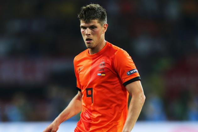Netherlands: Klaas-Jan Huntelaar Must Start in the Final Match Against Portugal