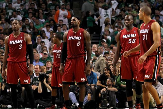NBA Finals 2012: What Adjustments the Heat Must Make to Steal Game 2
